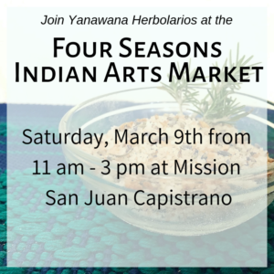 Four Seasons Indian Market @ Mission San Juan Capistrano